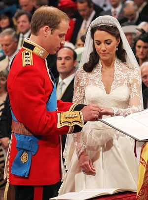 William-Kate-Trauung2-11-04-29-300_404_AFP - Bildquelle: AFP
