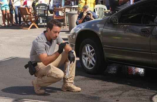 Hawaii Five-0 - Ist auf der Suche nach einem Killer, der es auf die Kinder ei...