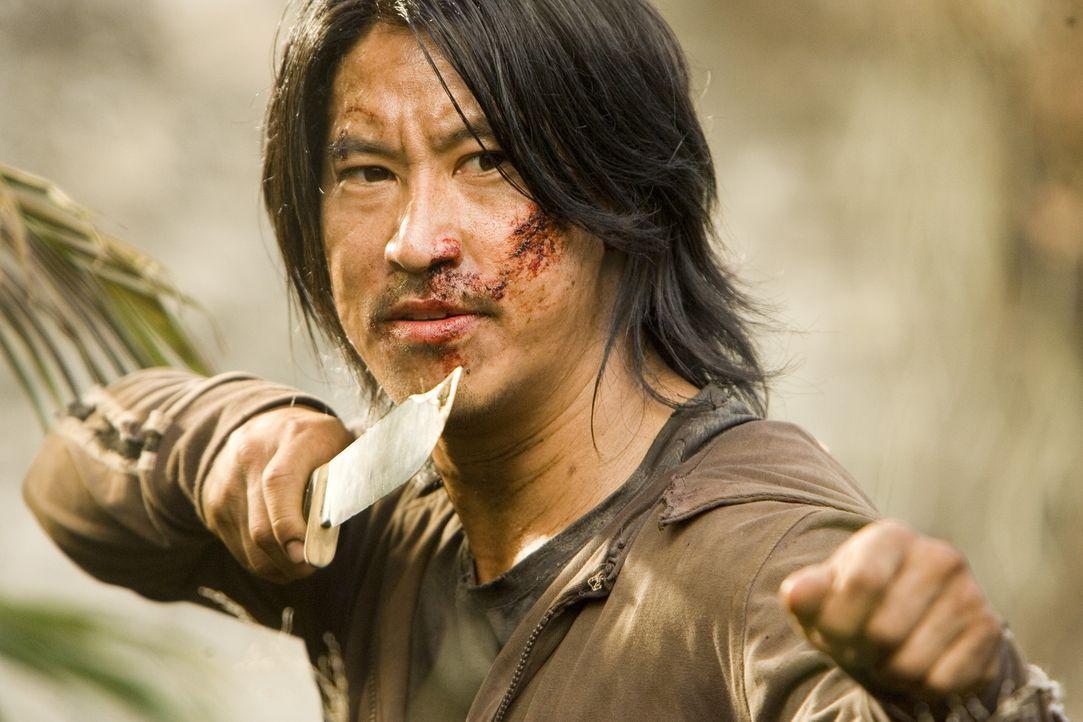 Zehn Todeskandidaten (Masa Yamaguchi) aus allen Gefängnissen der Welt um ihr Leben gegeneinander kämpfen - dem einzigen Überlebenden winkt die Fr... - Bildquelle: 2007 WWE Films, Inc. All Rights Reserved.