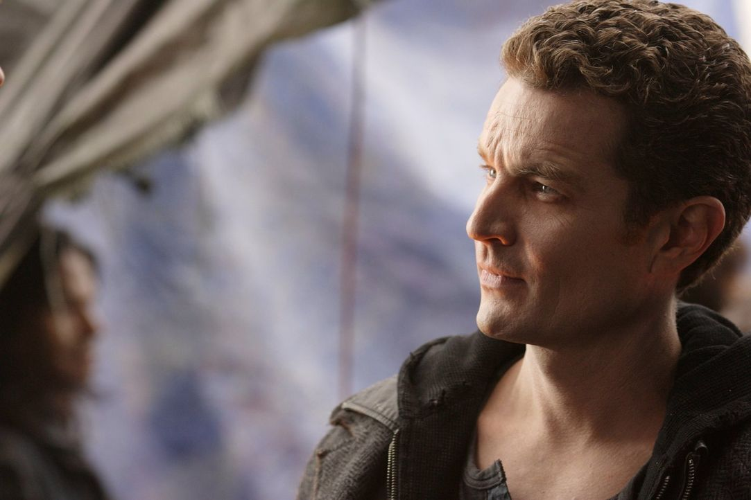 Der Kryptonier Brainiac (James Masters) ist zurück in Smallville. Er will mithilfe der Energie von Dax-Ur sein verpfuschtes Leben in Ordnung bringen... - Bildquelle: Warner Bros.