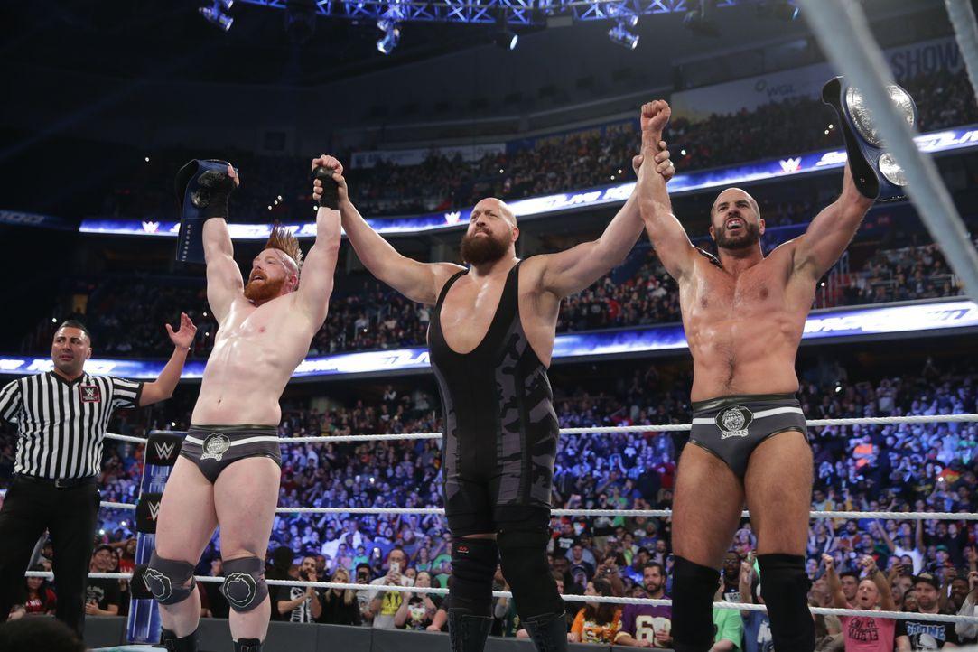 SD_10162018jg_1990 - Bildquelle: WWE
