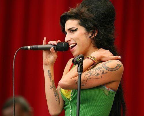 Bildergalerie Amy Winehouse | Frühstücksfernsehen | Ratgeber & Magazine - Bildquelle: AFP