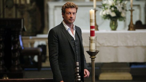 Die Suche nach Gale Bertram alias Red John geht weiter: Patrick Jane (Simon B...