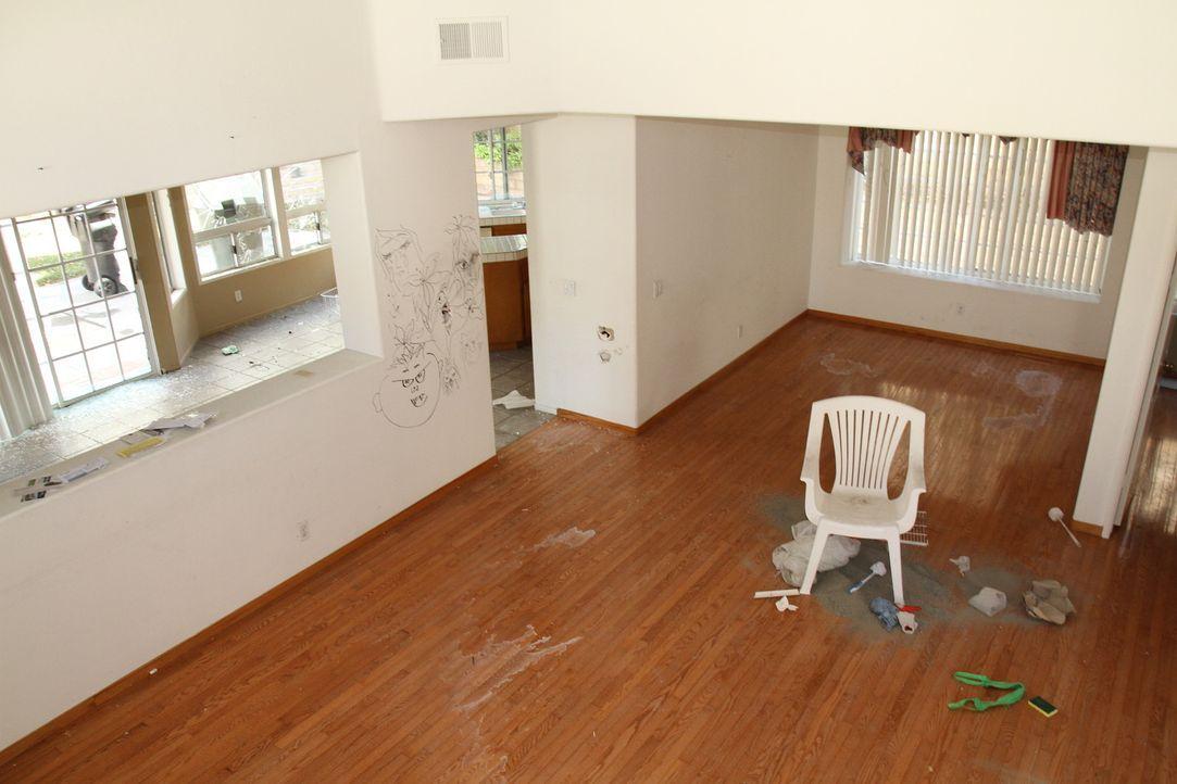 Christina und Tarek El Moussa kaufen preiswert Häuser auf. Sie stecken all ihre Energie in die Renovierung und Sanierung und hoffen anschließend auf... - Bildquelle: 2013,HGTV/Scripps Networks, LLC. All Rights Reserved