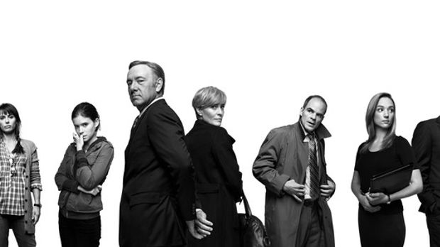 (1. Staffel) - House of Cards - Artwork © 2013 MRC II Distribution Company L....