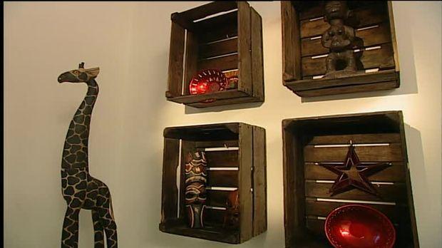 Video innendekoration wohnzimmer im afrika stil sat 1 for Innendekoration programm