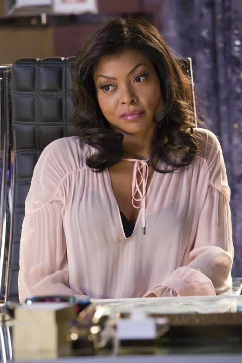 Ahnt noch nicht, dass ihr neuner Lover Laz, ein falsches Spiel mit ihr spielt: Cookie (Taraji P. Henson) ... - Bildquelle: Chuck Hodes 2015-2016 Fox and its related entities.  All rights reserved.