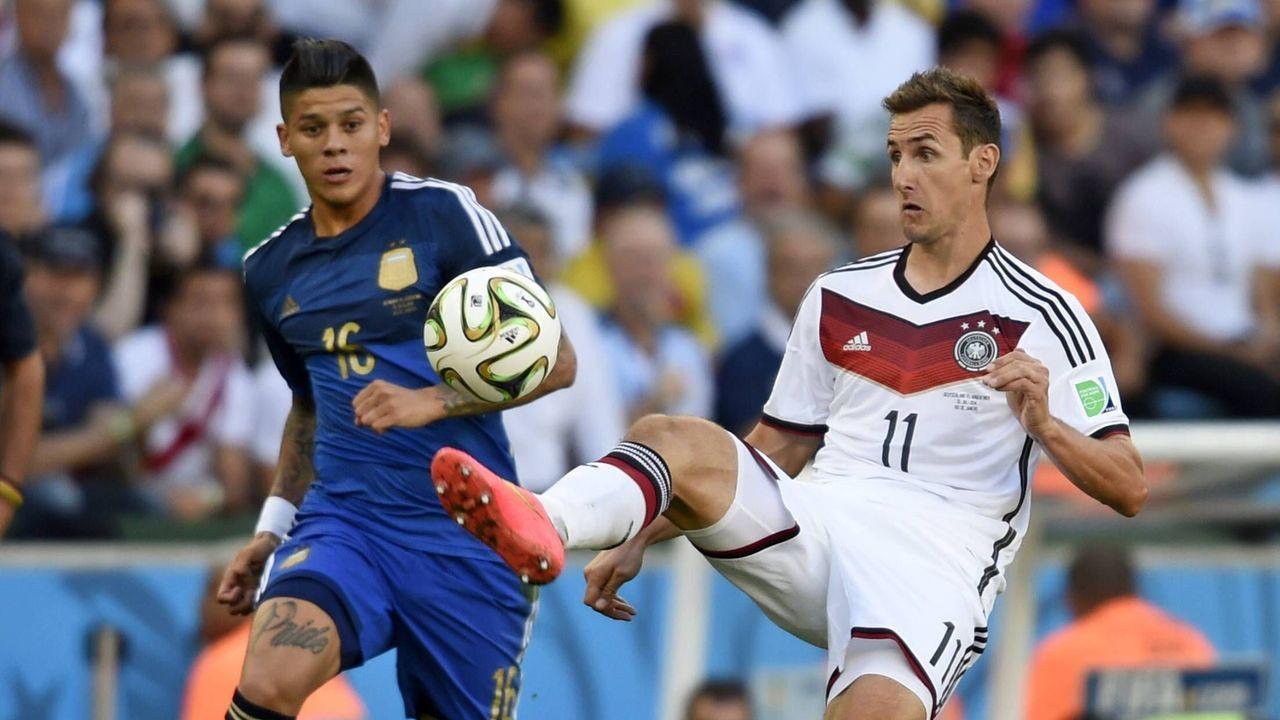 Drei WM-Helden zurückgetreten - Bildquelle: Imago