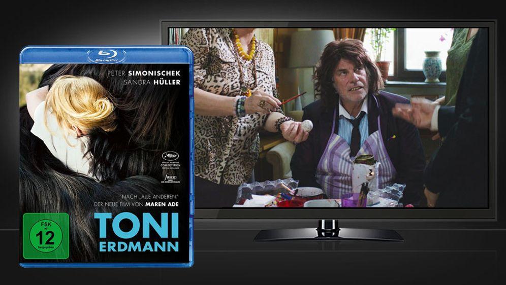 Toni Erdmann (Blu-ray Disc)