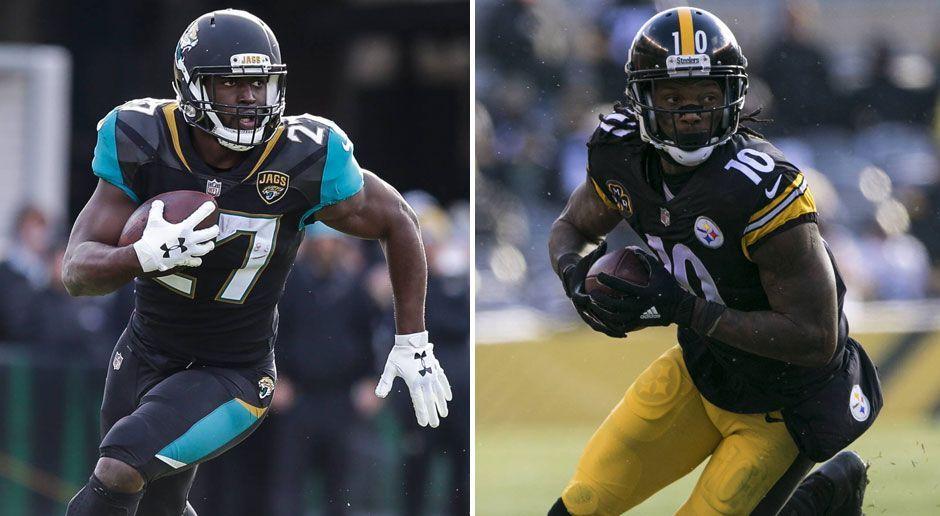 Jacksonville Jaguars at Pittsburgh Steelers - Bildquelle: Getty/imago