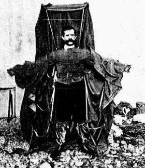 Erfinder Franz Reichelt
