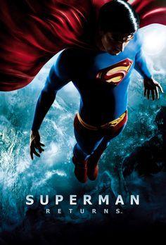 Superman Returns - Etliche Jahre hat Superman (Brandon Routh) fern der Erde v...