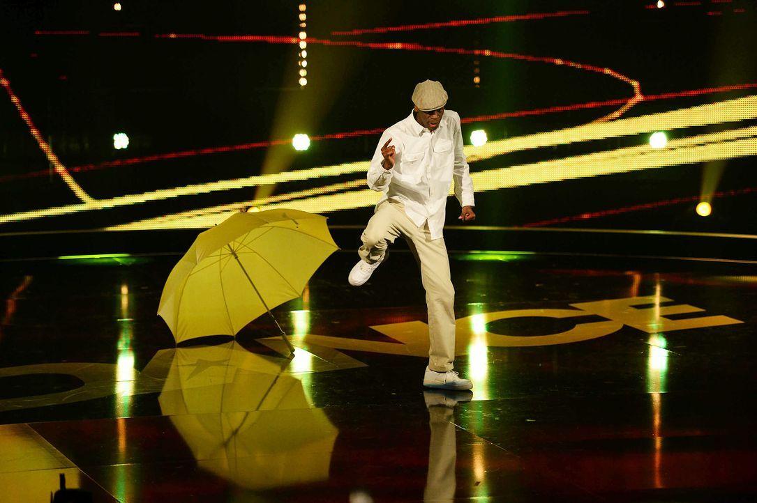 Got-To-Dance-P-Fly-06-SAT1-ProSieben-Willi-Weber - Bildquelle: SAT.1/ProSieben/Willi Weber