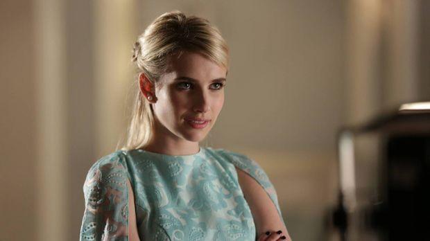 Noch ahnt Chanel (Emma Roberts) nicht, was auf sie und ihre Freundinnen zukom...