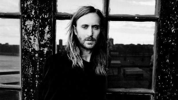 David Guetta - Dangerous Potrait