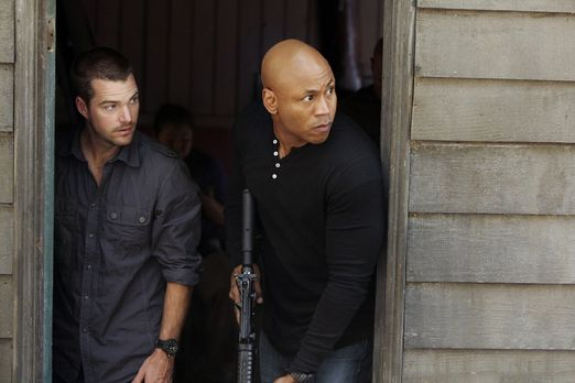 Navy CIS: L.A. - Undercover ermitteln Special Agent G. Callen (Chris O'Donnel...