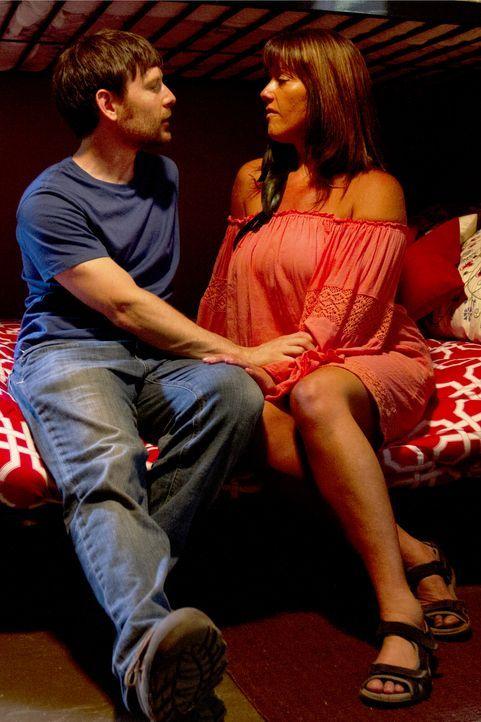 Auch Tahl (l.) und Tziporah (r.) legen Regeln für ihre Beziehung fest, die selbst bei einer Sex-Party nicht gebrochen werden sollten ... - Bildquelle: Showtime Networks Inc. All rights reserved.