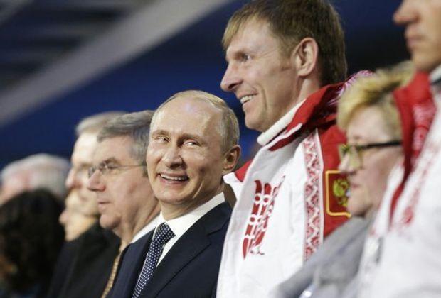 Reaktion von Waldimir Putin (M.) erwartet