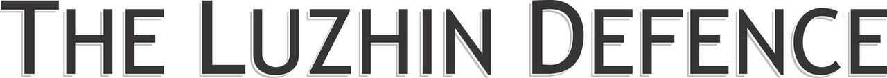 LUSHINS VERTEIDIGUNG - Originaltitellogo - Bildquelle: 2003 Sony Pictures Television International. All Rights Reserved.