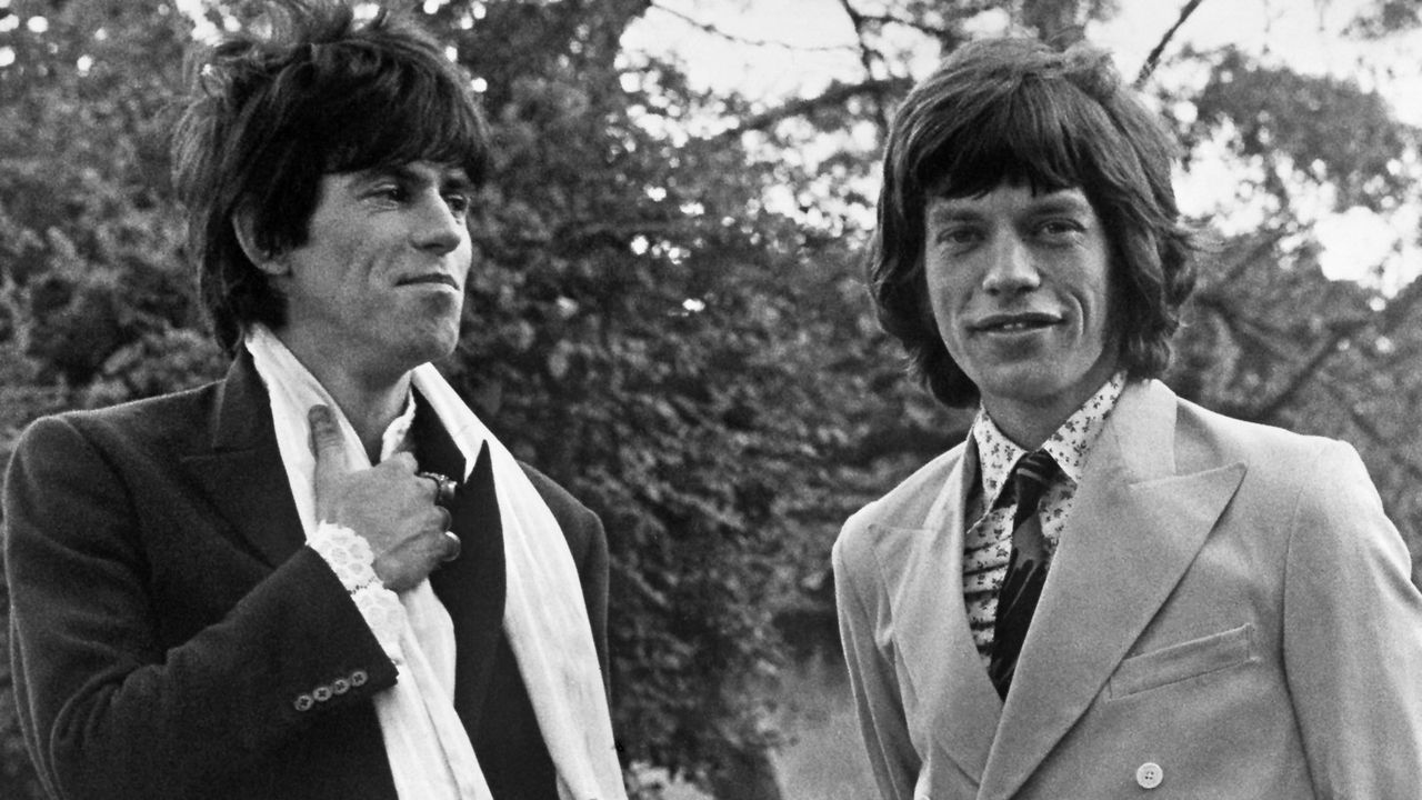 Keith-Richards-Mick-Jagger-1967-06-28-AFP - Bildquelle: AFP