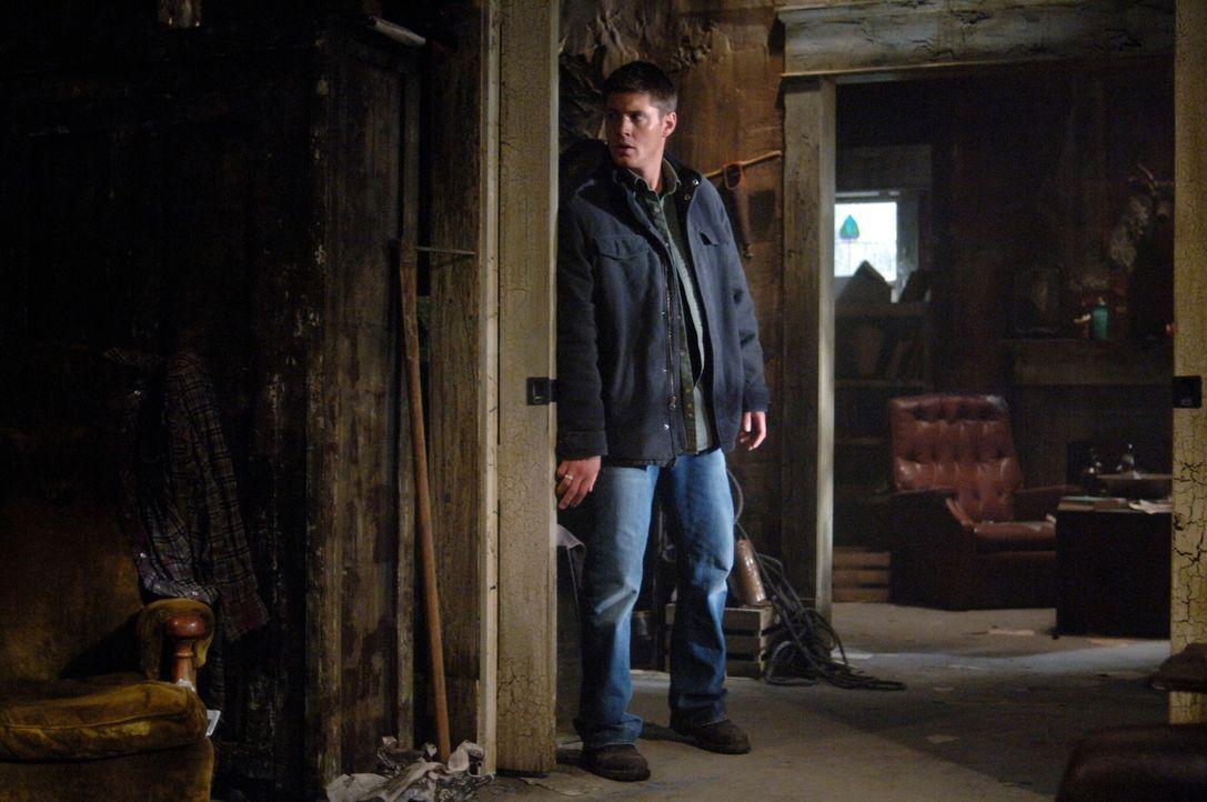 Auf der Suche nach den skrupellosen Menschenjägern: Dean (Jensen Ackles) ... - Bildquelle: Warner Bros. Television