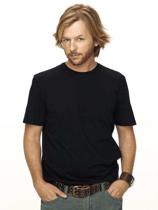 (3. Staffel) - C.J. (David Spade) hat immer einen guten Ratschlag auf Lager ... - Bildquelle: ABC, Inc.