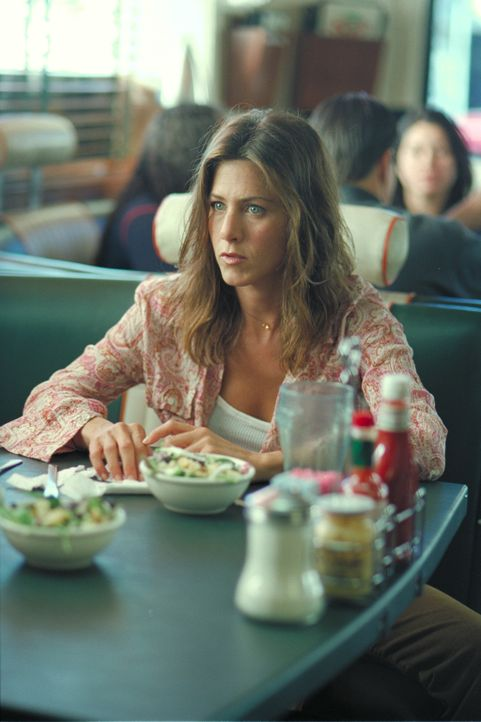 Olivia (Jennifer Aniston) hat sich entschieden, dass sich in ihrem Leben einiges ändern muss ... - Bildquelle: 2006 Sony Pictures Classics Inc. for the Universe excluding Australia/NZ and Scandinavia (but including Iceland). All Rights Reserved.