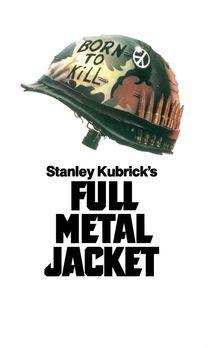 Full Metal Jacket - Full Metal Jacket - Artwork - Bildquelle: Warner Bros.