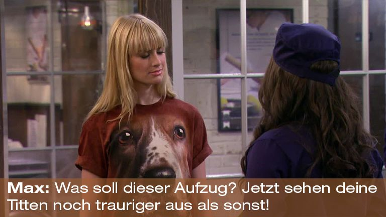 2 Broke Girls - Zitate - s3e10 (5)