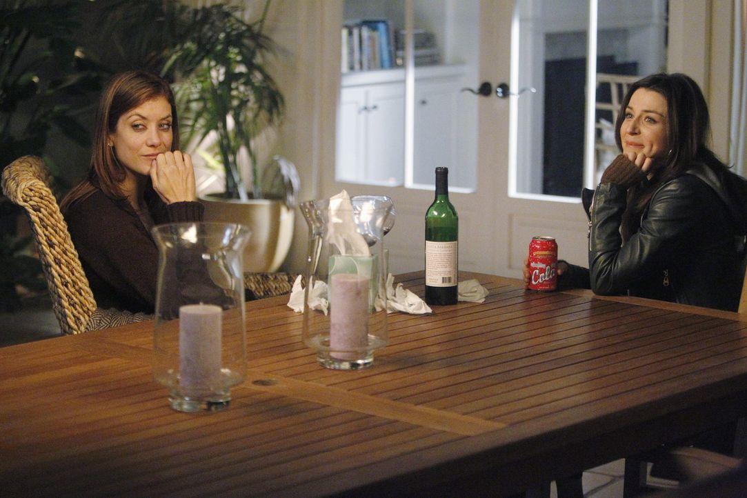 Werden beide mit neuen Problemen konfrontiert: Amelia (Caterina Scorsone, r.) und Addison (Kate Walsh, l.) ... - Bildquelle: ABC Studios