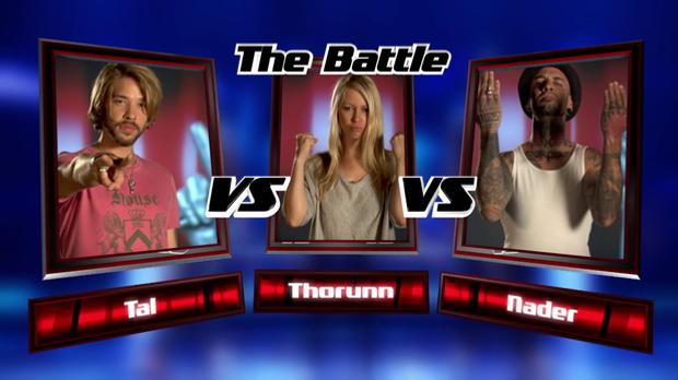 Tal vs. Thorunn vs. Nader