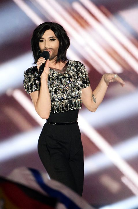 European-Song-Contest-ESC-Conchita-Wurst-150523-1-dpa - Bildquelle: dpa