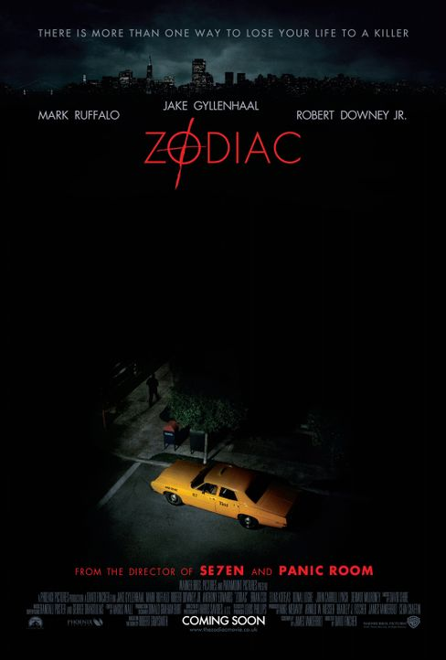 Zodiac - Die Spur des Killers ... - Bildquelle: Warner Brothers International Television Distribution Inc.