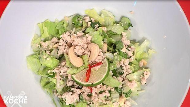 Wiebke_ThailaendischerHaehnchensalat