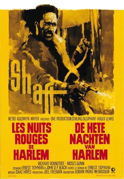 SHAFT - Plakatmotiv - Bildquelle: Warner Bros. Television