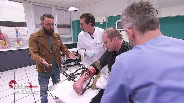 Klinik Am Südring - Klinik Am Südring - Hartes Eisen