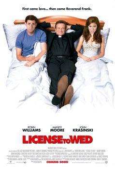 """Lizenz zum Heiraten - """"Lizenz zum Heiraten"""" - Bildquelle: 2007 Warn..."""