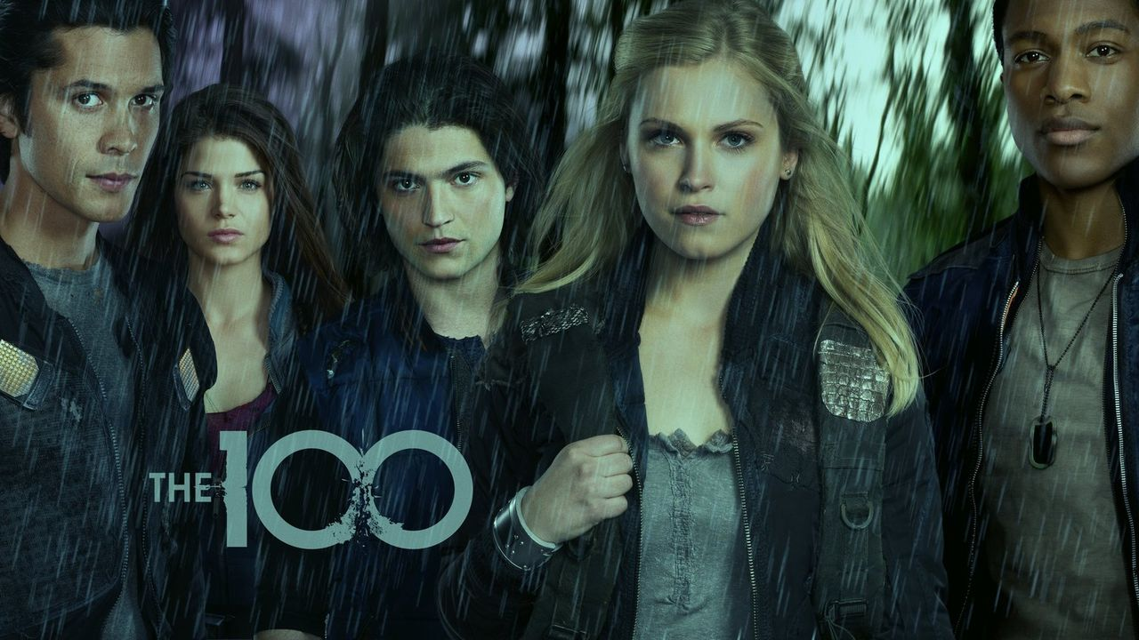 (1. Staffel) - The 100 - Artwork - Bildquelle: Warner Brothers