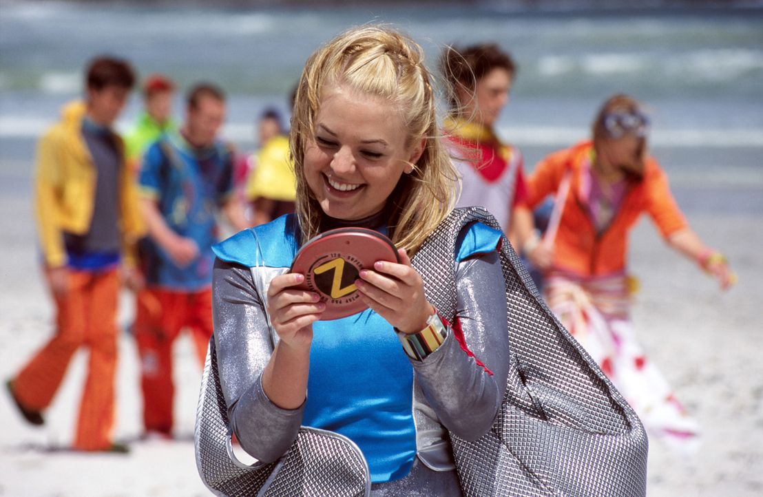 Ende gut, alles gut: Galactic Teen Zenon (Kirsten Storms) ... - Bildquelle: The Disney Channel