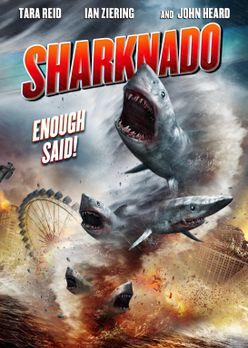 Sharknado - SHARKNADO - GENUG GESAGT! - Plakatmotiv - Bildquelle: 2013, THE G...