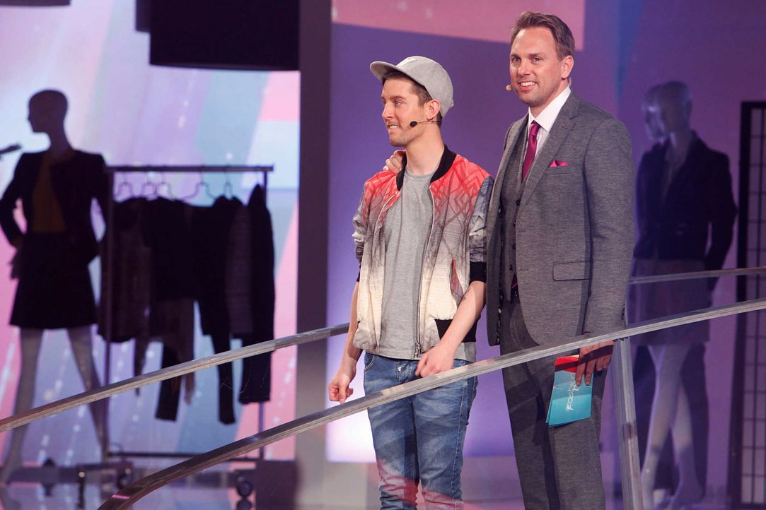 Fashion-Hero-Epi07-Show-44-Richard-Huebner-ProSieben - Bildquelle: Pro7 / Richard Hübner