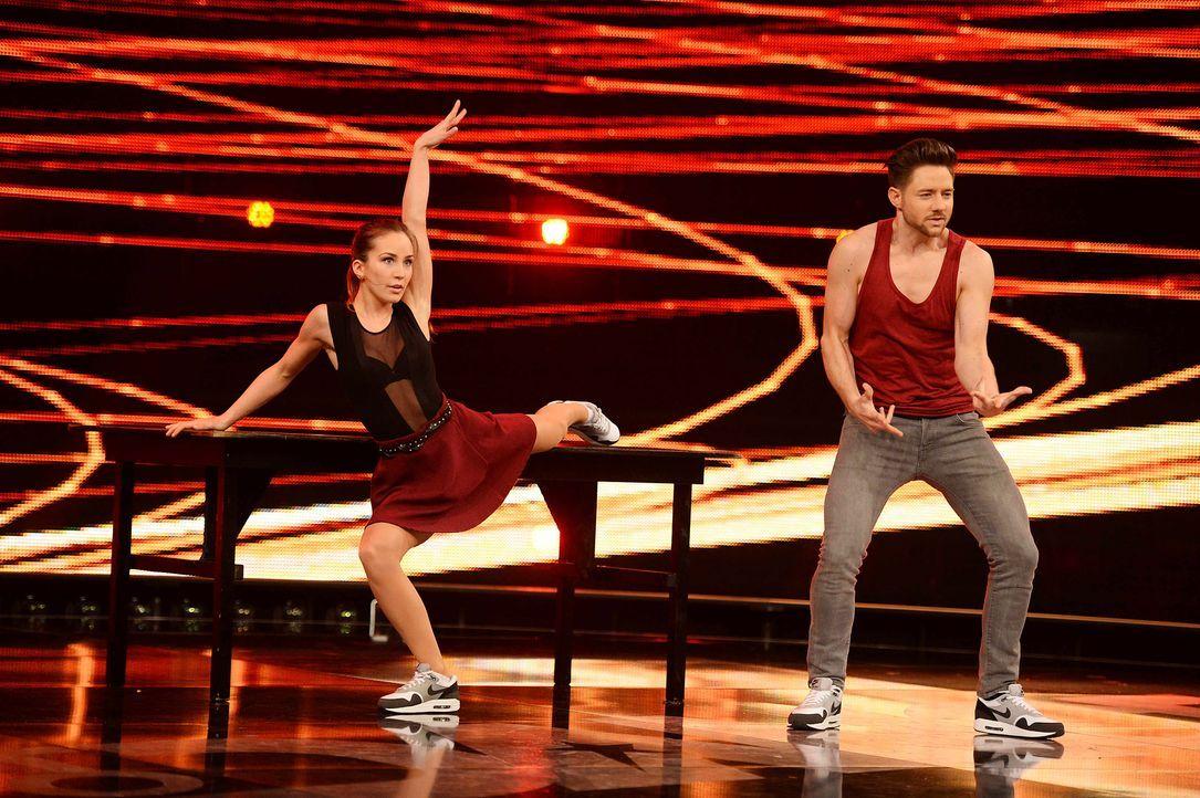 Got-To-Dance-SoulSpeaker-02-SAT1-ProSieben-Willi-Weber - Bildquelle: SAT.1/ProSieben/Willi Weber
