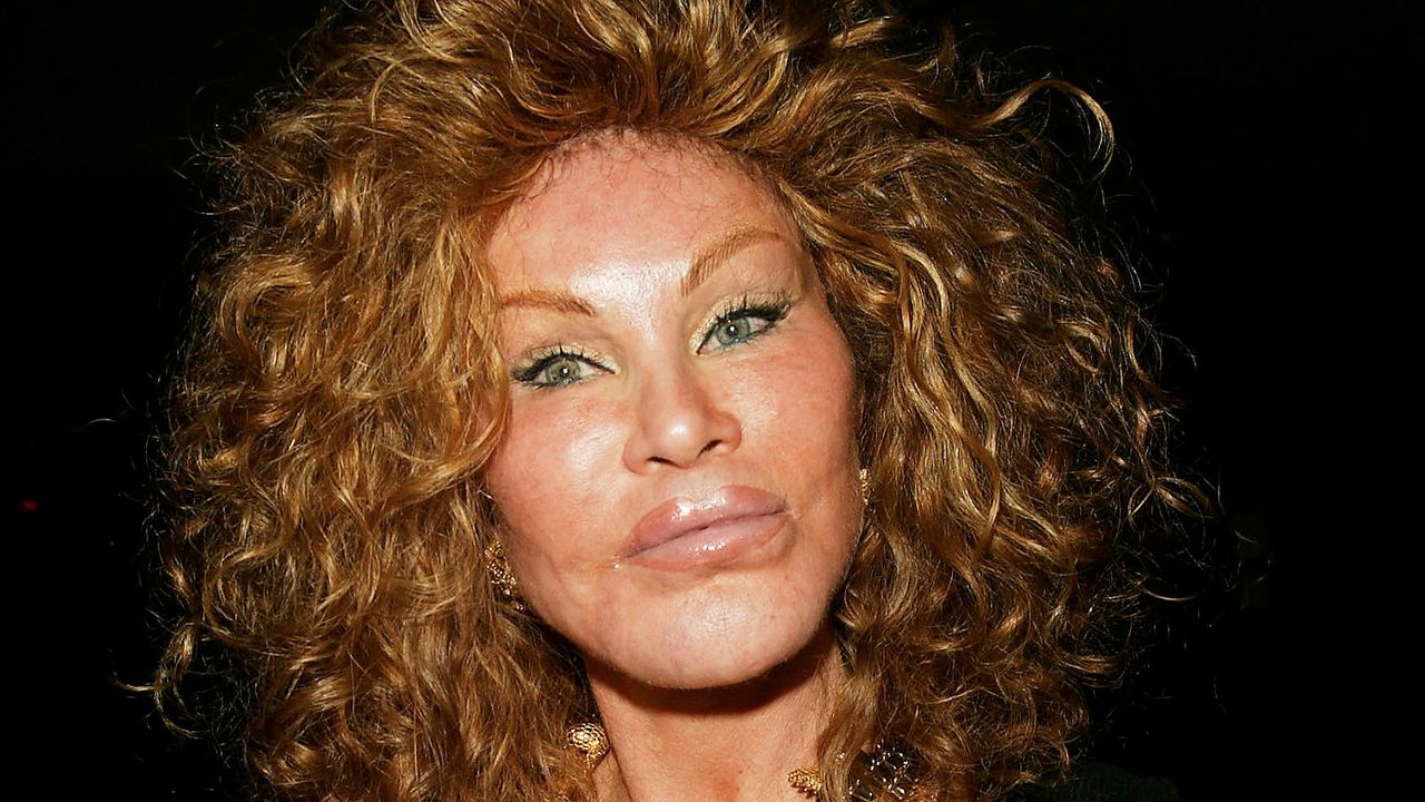 Jocelyn Wildenstein - Bildquelle: AFP