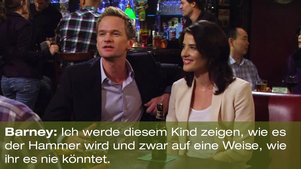 how-i-met-your-mother-zitat-quote-staffel-8-episode-4-godfather-moechte-pate-4-barney-foxpng 1600 x 900 - Bildquelle: 20th Century Fox