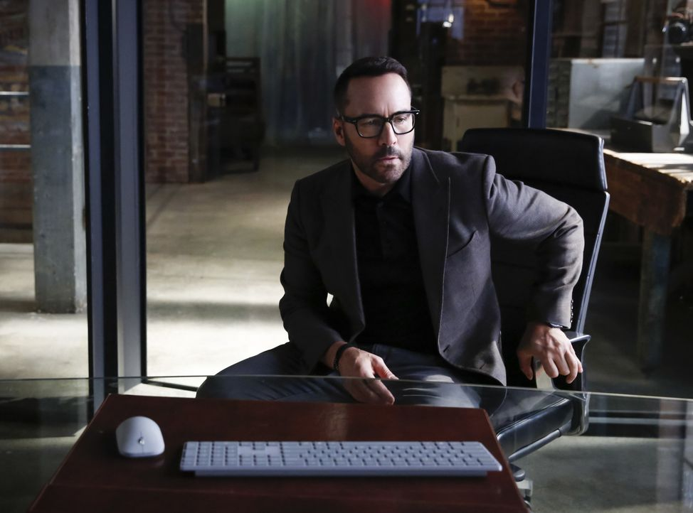 Tanner (Jeremy Piven) - Bildquelle: Cliff Lipson Cliff Lipson   2017 CBS Broadcasting, Inc. All Rights Reserved.