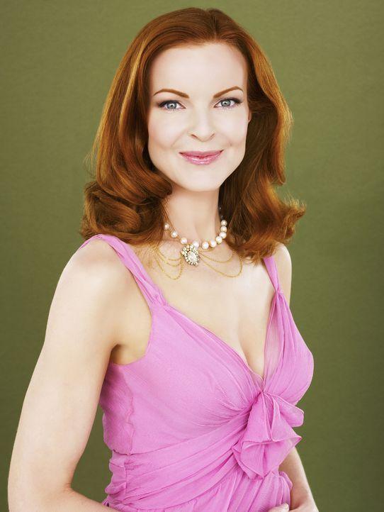 (2. Staffel) - Trotz ihres Schicksalsschlages bewahrt Bree (Marcia Cross) stets Contenance ... - Bildquelle: 2005 Touchstone Television  All Rights Reserved