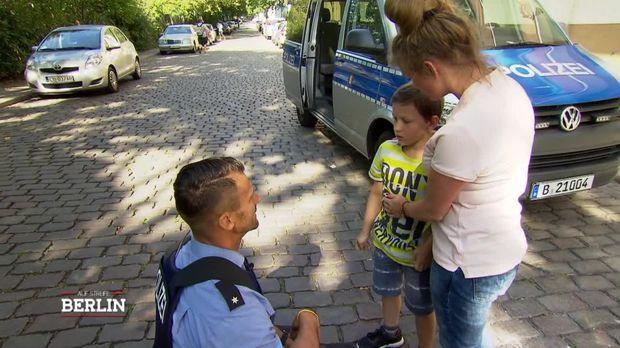 Auf Streife - Berlin - Auf Streife - Berlin - Nicht Ohne Meinen Sohn