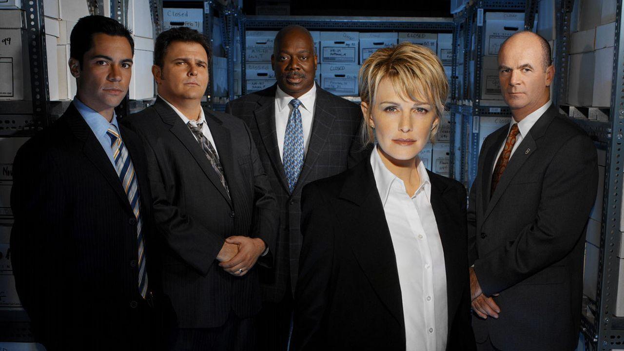 Cold Case - die Darsteller - Bildquelle: Warner Bros Entertainment