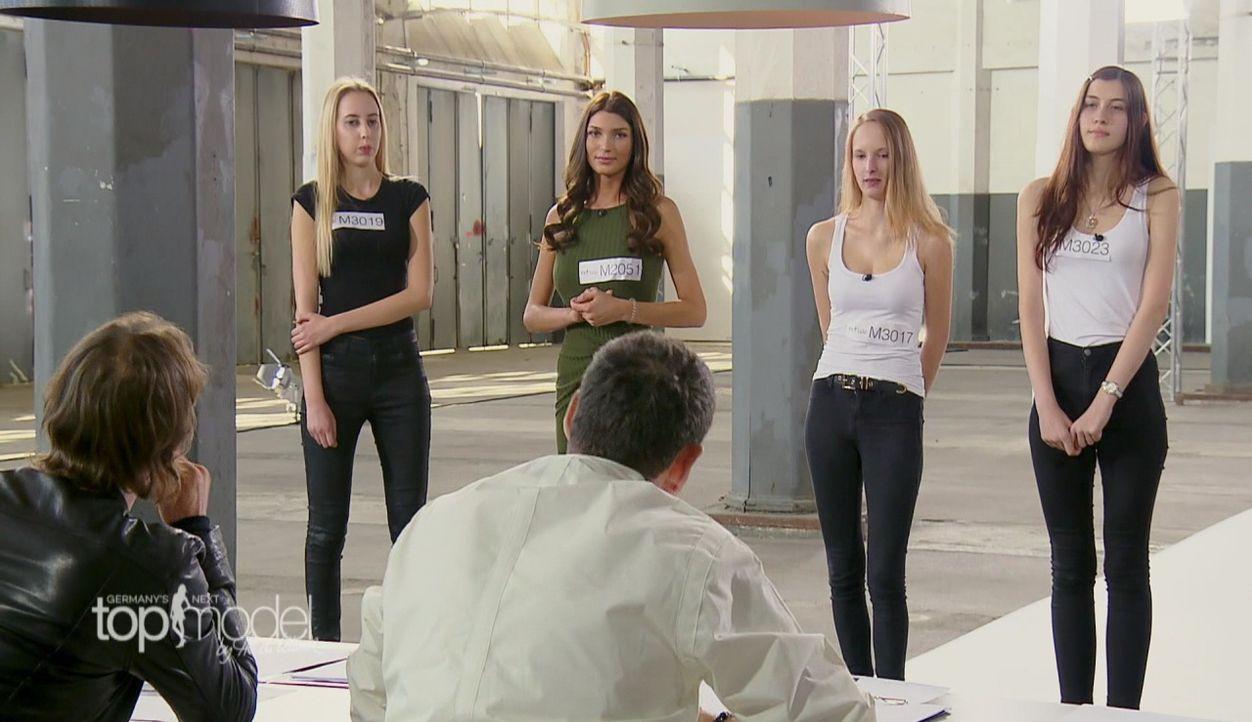 GNTM-S12-Sendung01-Casting-Muenchen25 - Bildquelle: ProSieben