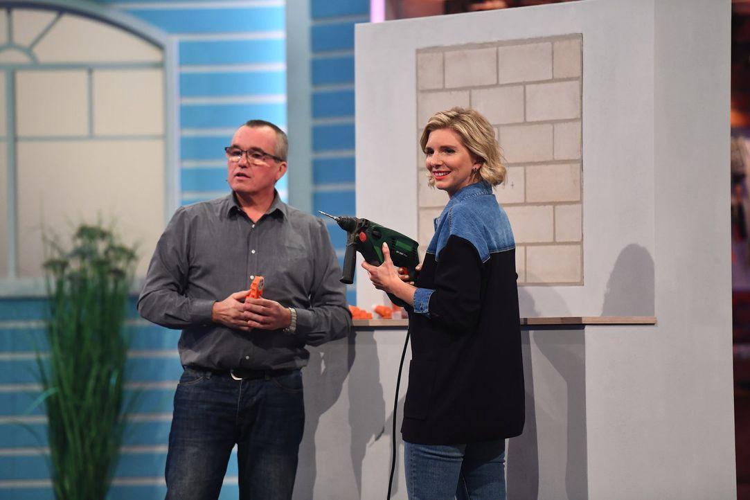 Bernd Guzmics (l.); Lea-Sophie Cramer (r.) - Bildquelle: Willi Weber ProSieben/Willi Weber